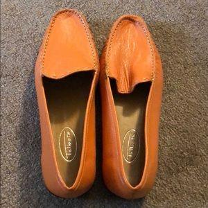 Orange Talbots Flats.